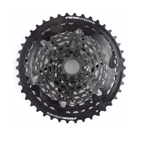 E-13 Cassette 9-46 11 Speed Black