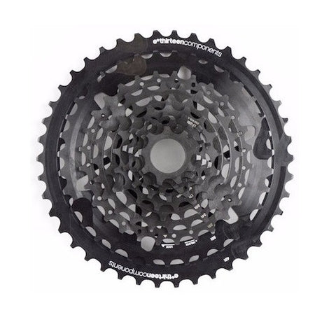 E-13 Cassette 9-42 11 Speed Black