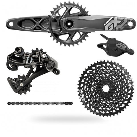 SRAM GX Eagle 12 Speed Groupset (GXP)