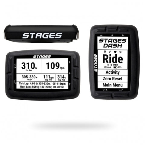STAGES Dash GPS Computer