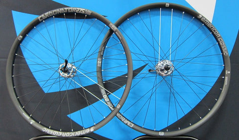 AMERICAN CLASSIC Carbonater 650B Wheelset