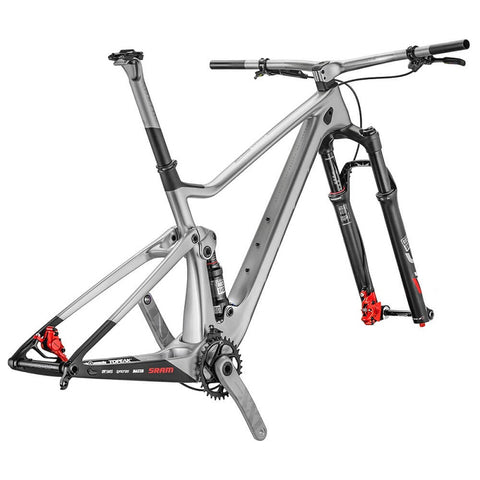 SCOTT Spark RC 900 World Cup Nino Edition Silverfish Frameset (2020)