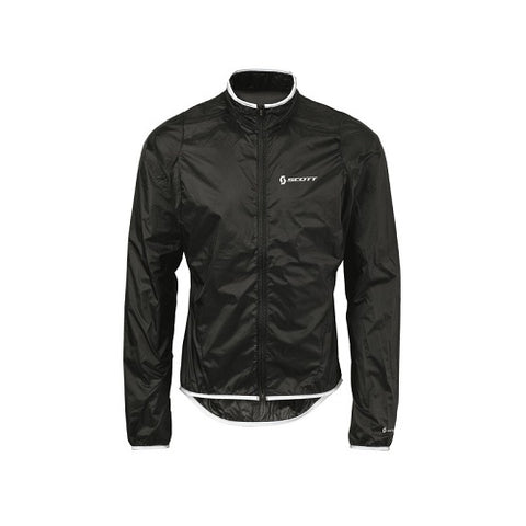 SCOTT Helium Windbreaker (Black)