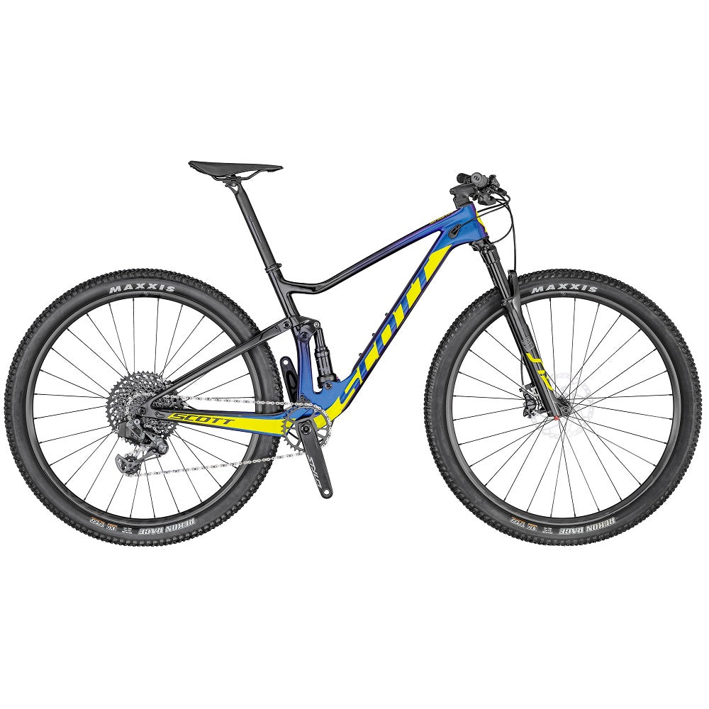 SCOTT Spark RC 900 Team Issue AXS (2020)