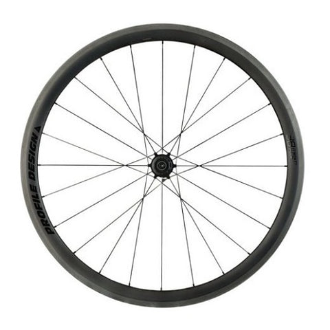 PROFILE DESIGN TwentyFour Carbon Clincher 38mm Wheelset