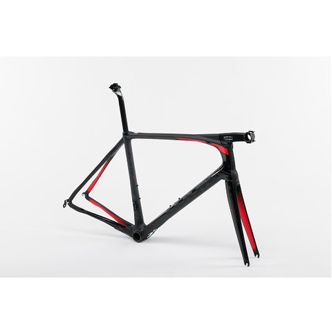 LOOK 675 Light Full Black Frameset (2015)