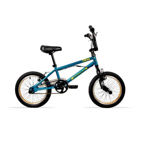 "AVALANCHE BILLY GOAT BMX 16"" (2017)"