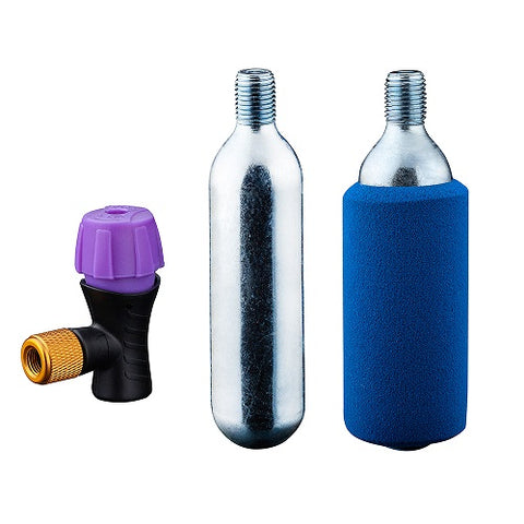 TITAN CO2 Air Burst Inflator Pack
