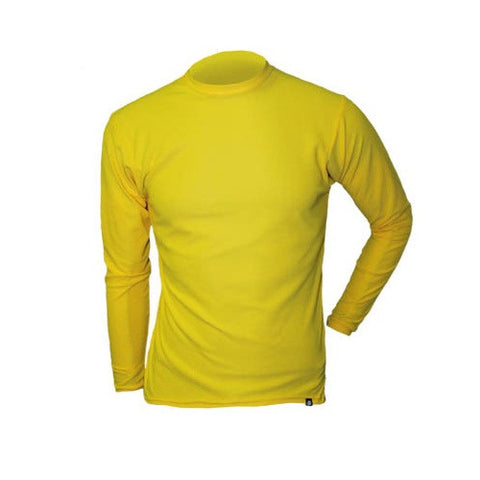 ANATOMIC anti-freeze Thermal under vest Yellow
