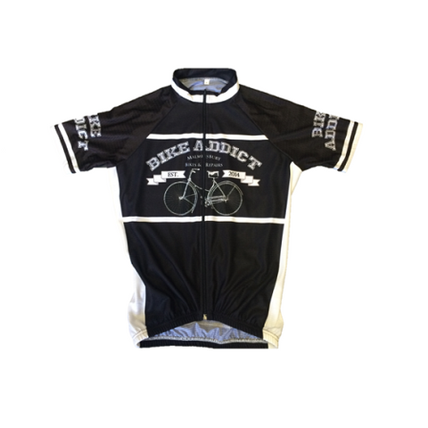 BIKE ADDICT Cycling Shirt
