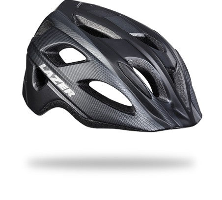 LAZER Beam Helmet (Black/White)