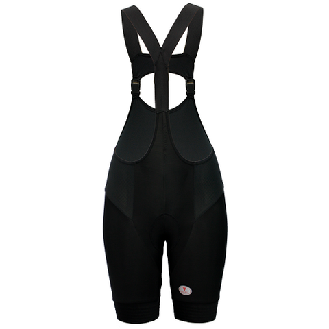 VELOTEX Ladies Red Label Bib Shorts