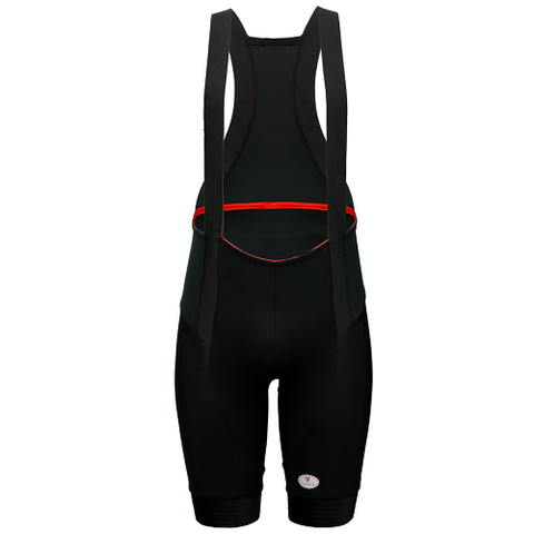 VELOTEX Men's Red Label Bib Short