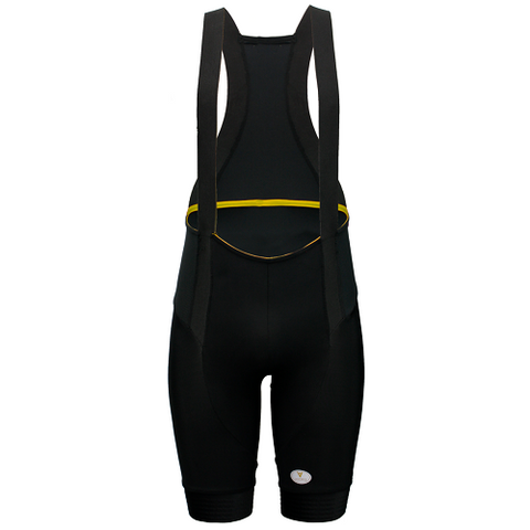VELOTEX Men's Yellow Label Bib Short