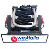 WESTFALIA 3 Bike Carrier (E-Bike Friendly)