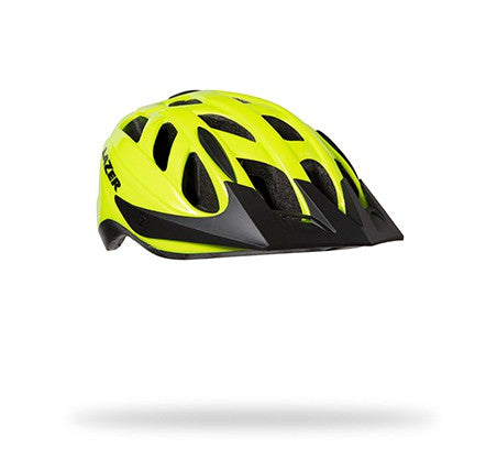 LAZER Cyclone Helmet (Flash Yellow)