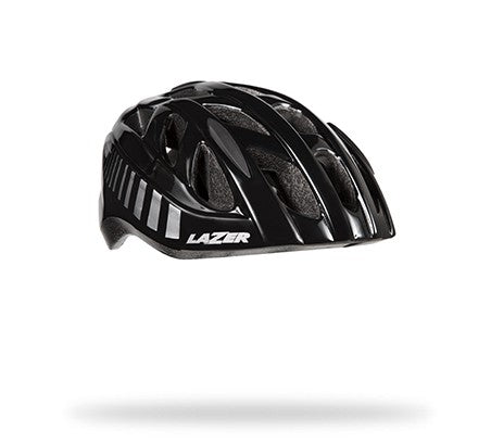 LAZER Motion Helmet (Black/White)