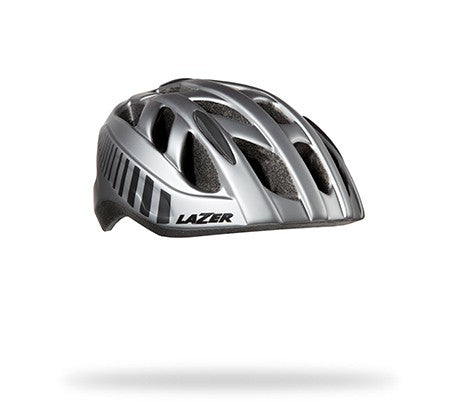 LAZER Motion Helmet (Titanium/Flash Yellow)