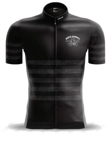 BIKE ADDICT Ciovita Race Cut Black Jersey (2018)
