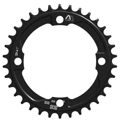 E-13 Guidering Narrow wide Chainring