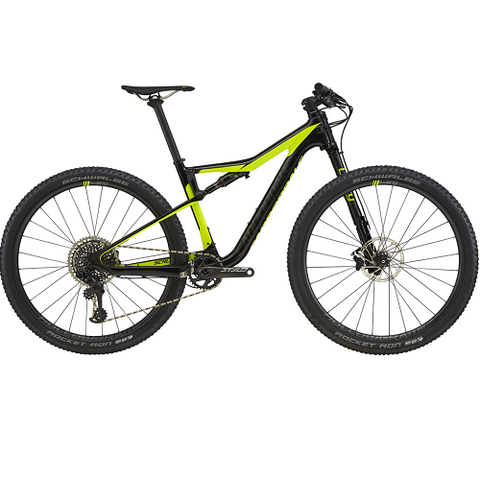 CANNONDALE Scalpel Si Carbon 1 (2018) - Product View