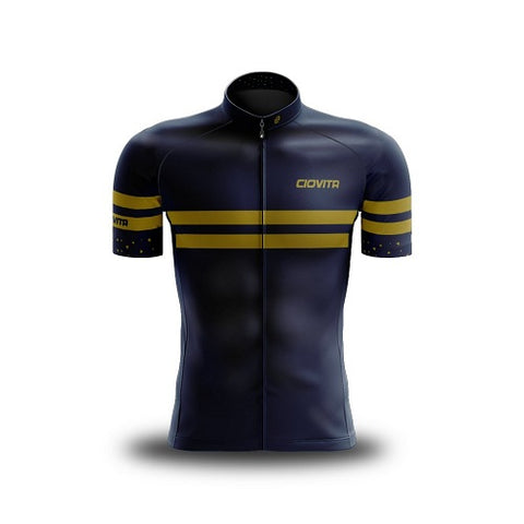 CIOVITA Savoy Men's Race Fit Cycling Jersey - Front