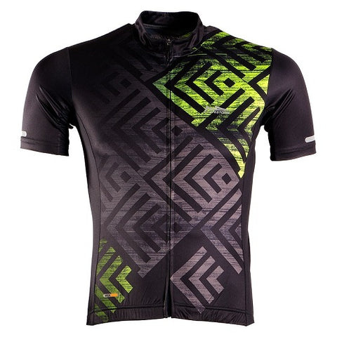 CAPESTORM Mens Resist Cycling Jersey