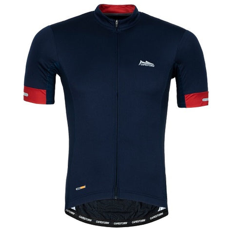 CAPESTORM Mens Contend Cycling Jersey