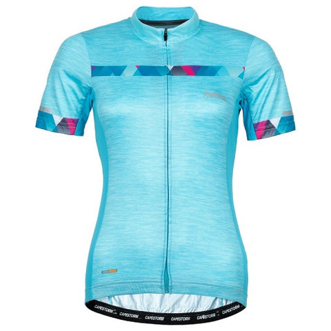 CAPESTORM Ladies Strive Cycling Jersey