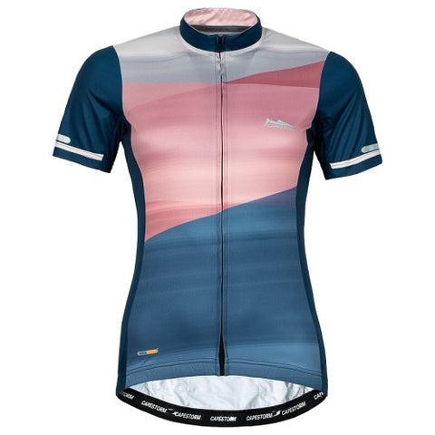 CAPESTORM Ladies Sunrise Cycling Jersey