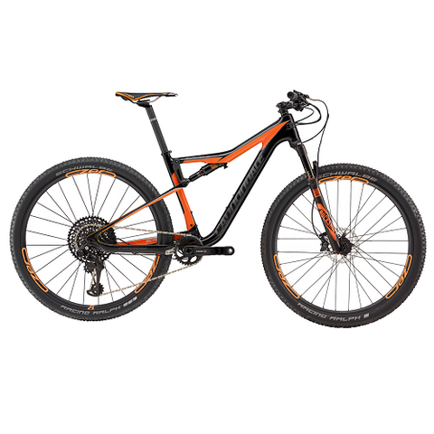CANNONDALE Scalpel SI Carbon 2 Eagle Edition Small 27.5 (2017)