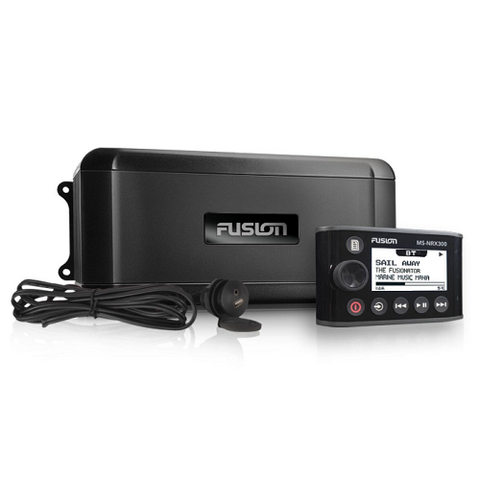 FUSION MS-BB300R Marine Black Box w/ Wired Remote