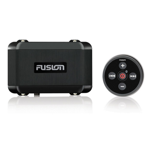 FUSION MS-BB100 Marine Black Box w/ Bluetooth Wired Remote & NMEA 2000