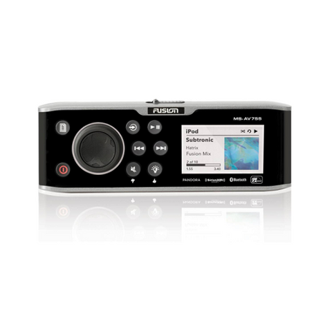 FUSION MS-AV755 Marine Stereo w/ DVD/CD Player