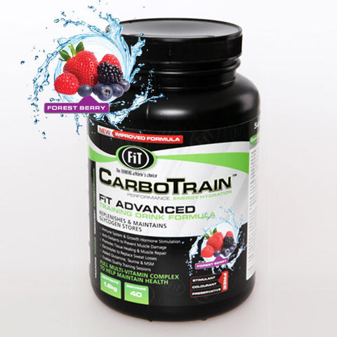FiT Sports Supplements Carbo Train 1.6kg
