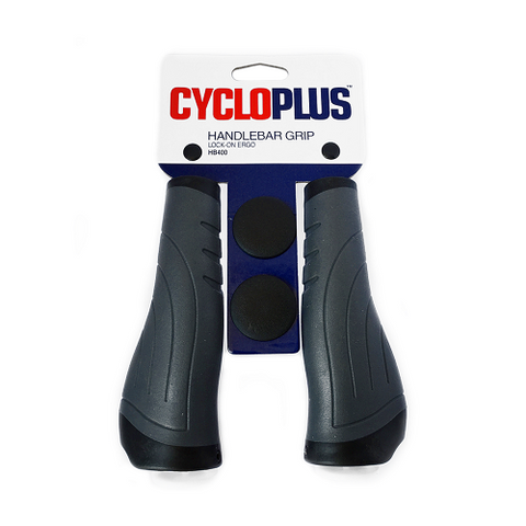 CYCLOPLUS Lock on Ergonomic Grips