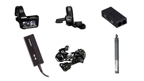 SHIMANO XT Di2 11 Speed Upgrade Kit OEM