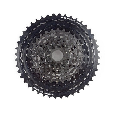 E-13 Cassette 9-44 11 Speed Black