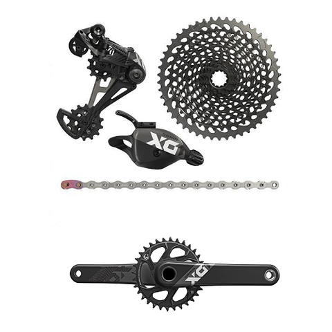 SRAM Eagle X01 Upgrade Kit+Crankset