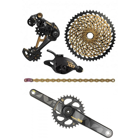 SRAM XX1 Eagle Upgrade Kit+Crankset