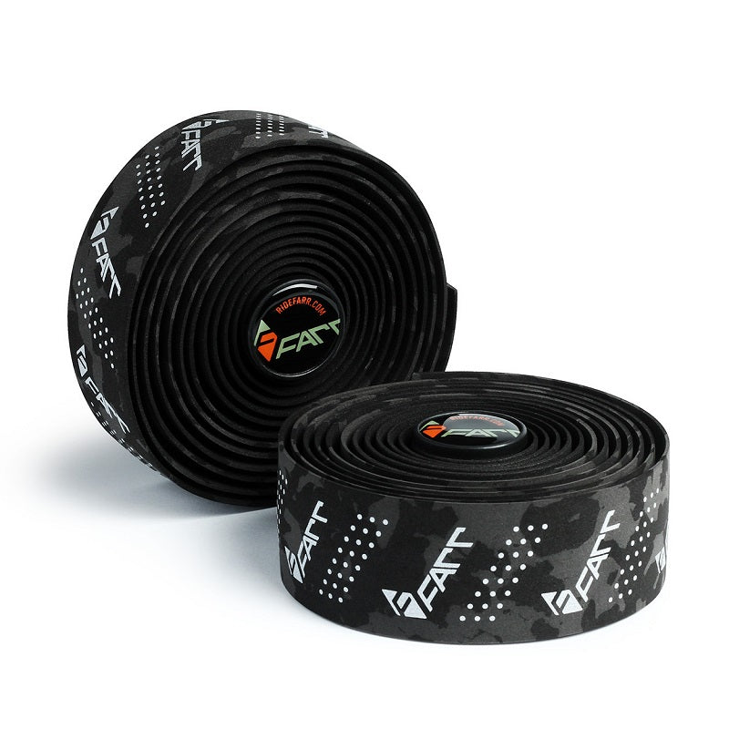 FARR Go Farr Camo Black Bar Tape