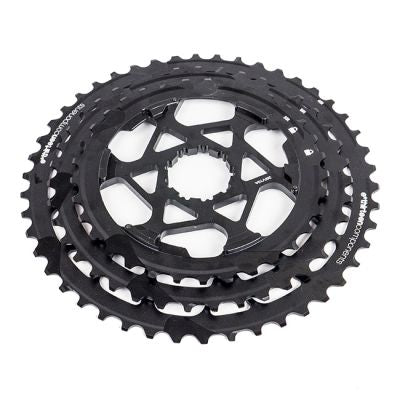 E-13 TRS Race Cassette 33-39-46T Replacement Section for 11 Speed