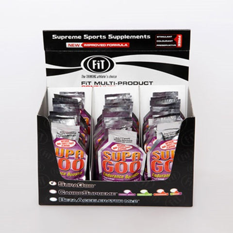 FiT Sports Supplements Supa Goo Box 30 units