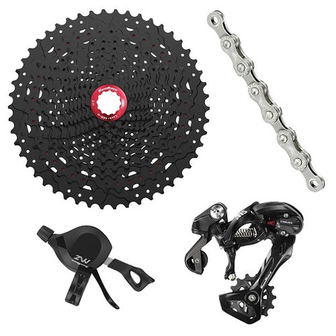 SUNRACE 12-Speed Upgrade Kit
