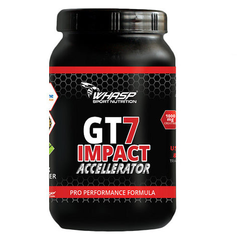 WHASP SPORT NUTRITION GT7 impact accellerator