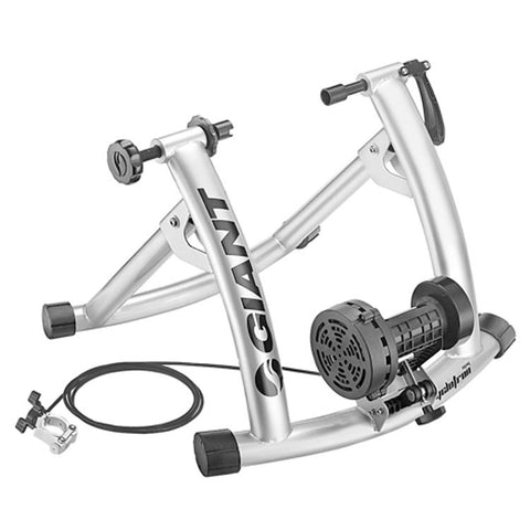 GIANT CYCLOTRON Mag Trainer - silver