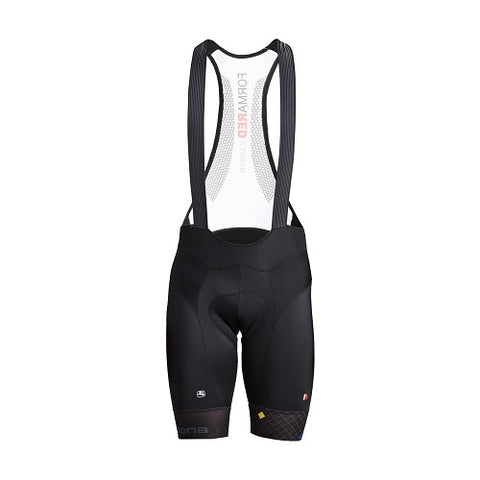 GIORDANA Tenax Diamante Pro Mens Bib Short