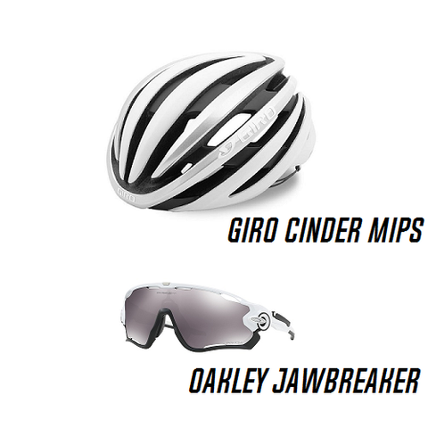 GIRO Cinder MIPS and Oakley Jawbreaker Combo Deal