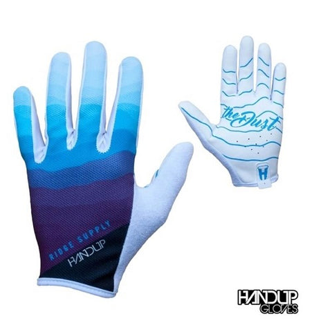HANDUP Ridge Supply Gloves - Blue