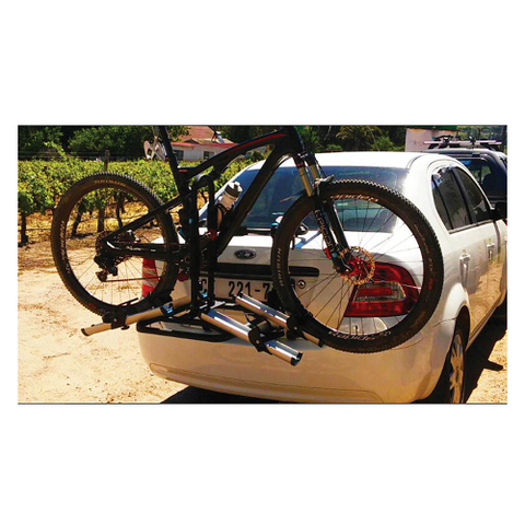 HOLDFAST Platform Boot Bike Carrier 2 Bike